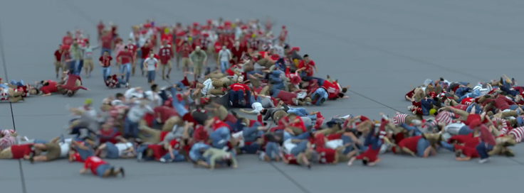 Crowd Simulation